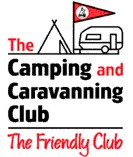 Camping and Caravanning Club logo - click here to visit their website